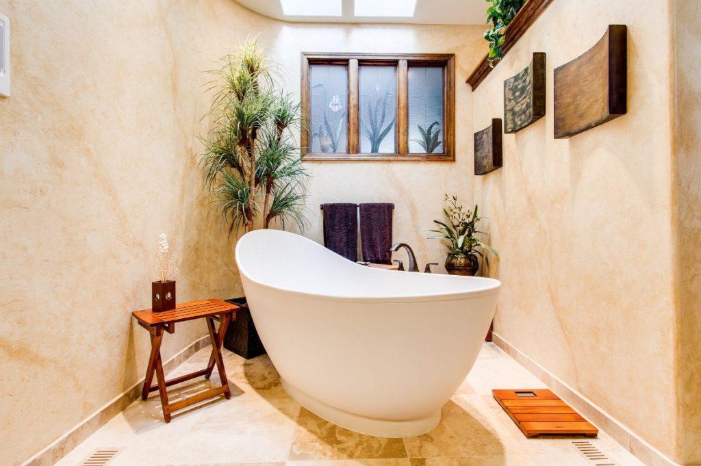 decoracion de baños de interiores apartamentos 1024x681 - Estilo y diseño en decoración de interiores