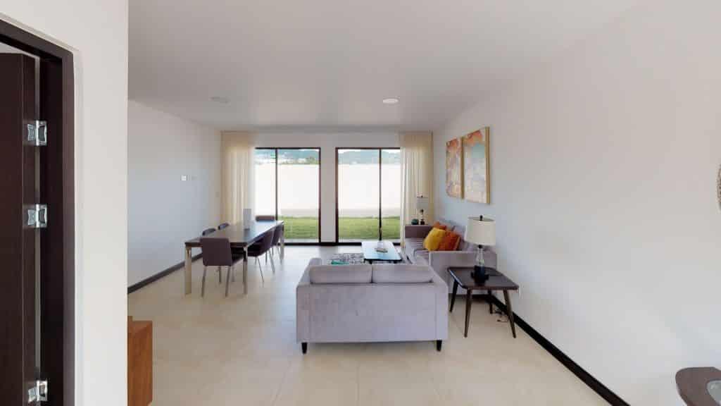 Condominio Manantiales Living Room1 1024x576 - ¡Viva en Cartago, Costa Rica!